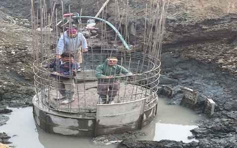Wani Infratech pvt. Ltd. Sewage & Drainage System