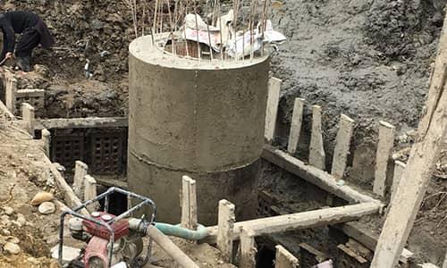 Wani infratech Sewage & Drainage System projects